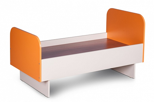"""YASLI"" (NURSING SCHOOL) Kids Bed with colour headboards (1240*650*670)"