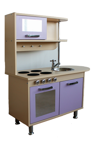 """'KATYUSHA-MINI' Kitchen"" Playroom (W850*D400*H1000)"